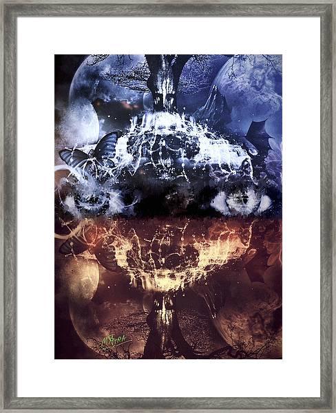 Artist's Vision Framed Print