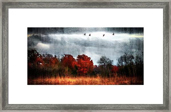 Art Series #1 Framed Print by Garett Gabriel