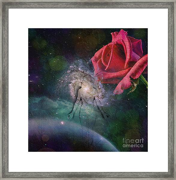 Ascend 2015 Framed Print