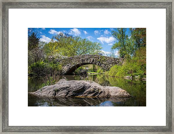 Aspired Framed Print