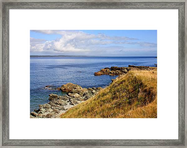 Cape Breton, Nova Scotia Framed Print