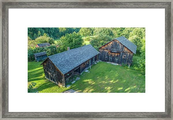 Atwood Farm Framed Print
