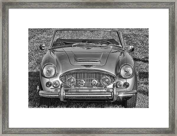 Austin Healey 3000 Mk IIi Framed Print