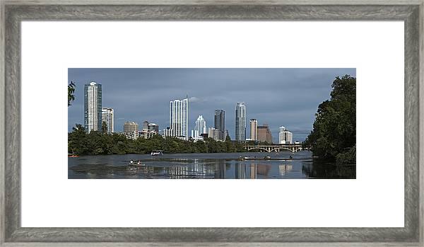 Austin Texas 2009 Framed Print