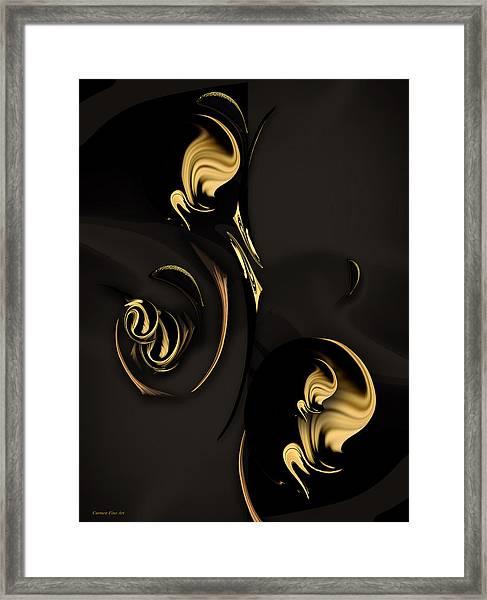 Autumnal Spirit Framed Print