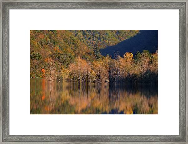 Autunno In Liguria - Autumn In Liguria 1 Framed Print