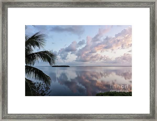 Awakening At Sunrise Framed Print