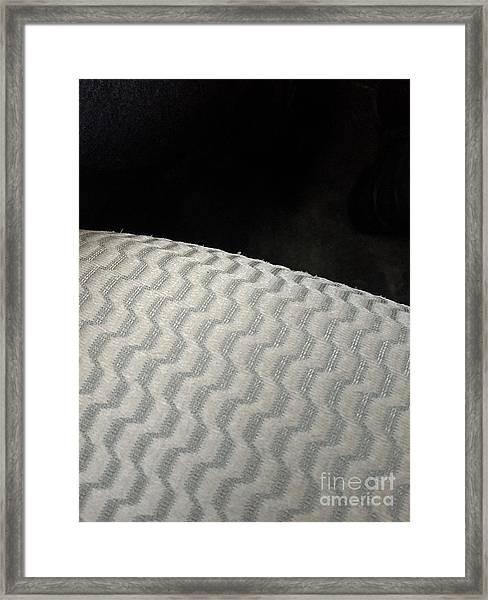 B/w 01 Framed Print