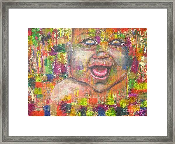 Baby - 1 Framed Print