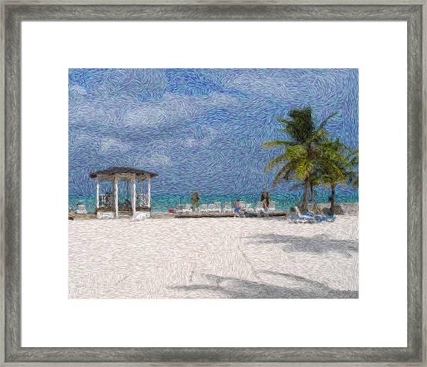 Bahamas Framed Print