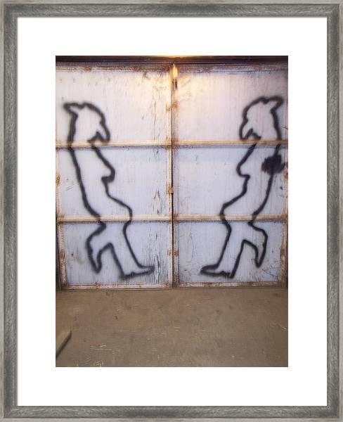 Balance 4  Framed Print by Jesse Gray