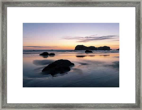 Bandon Reflections Framed Print
