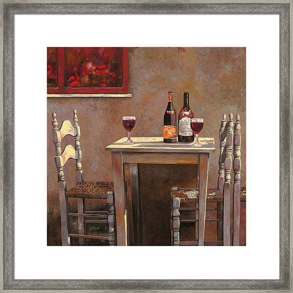 Barbaresco Framed Print