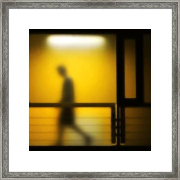 Bardo Framed Print by Zsolo