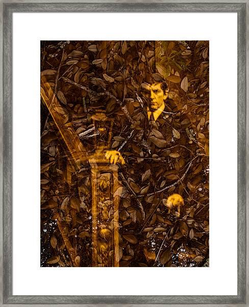 Barnabas Framed Print