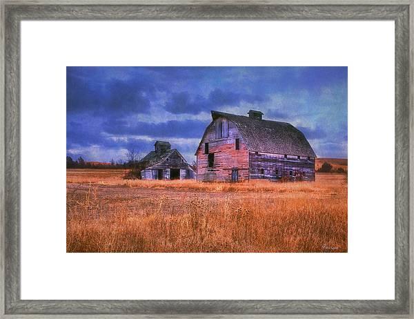 Barns Brothers Framed Print