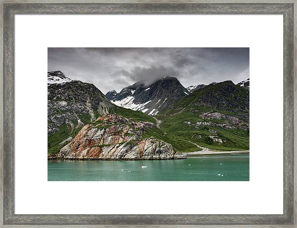 Barren Wilderness Framed Print
