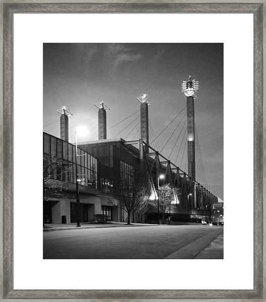 Bartle Hall Framed Print