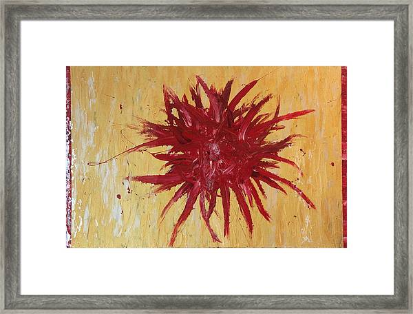 Bast Framed Print by Tracy Fetter