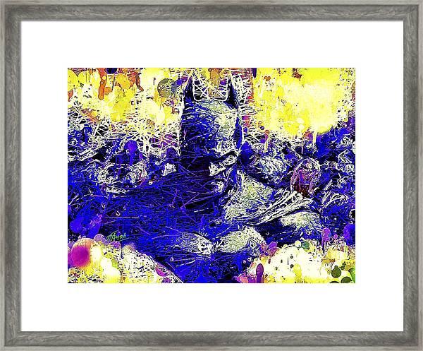 Batman 2 Framed Print