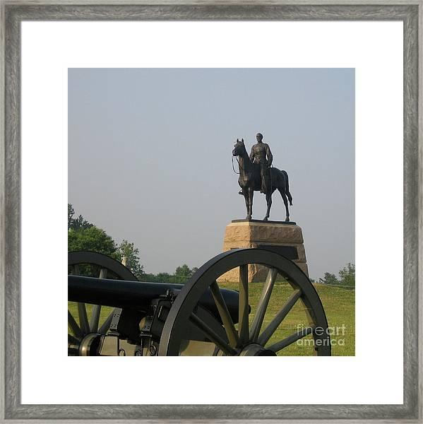 Battlefield  Framed Print