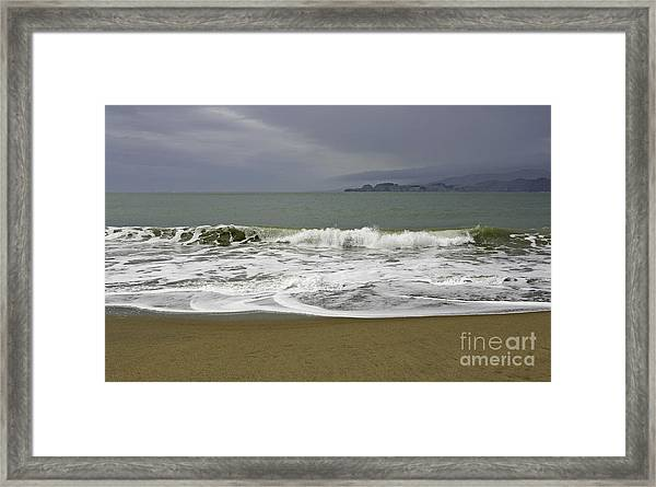 Bay View Framed Print