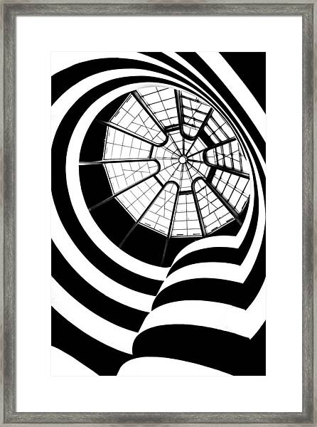 Beam Me Up  Framed Print