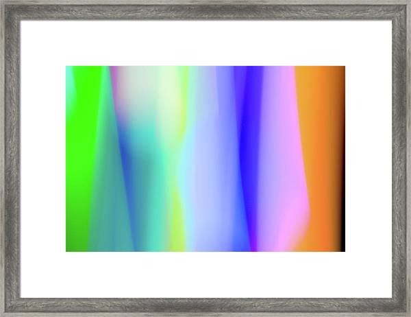 Beaming Framed Print