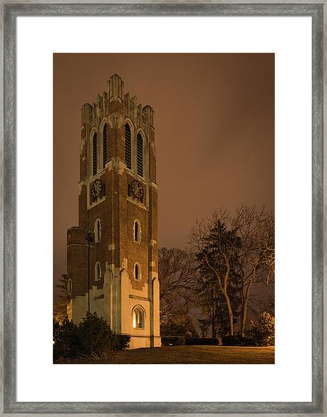 Beaumont Tower Framed Print