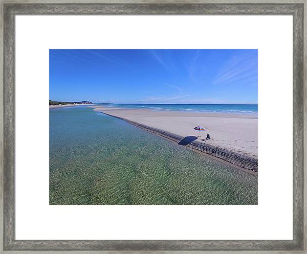 Beautiful One Day And Perfect The Next Framed Print