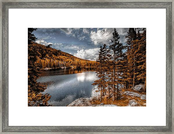 Beautiful Wilderness Framed Print by Garett Gabriel