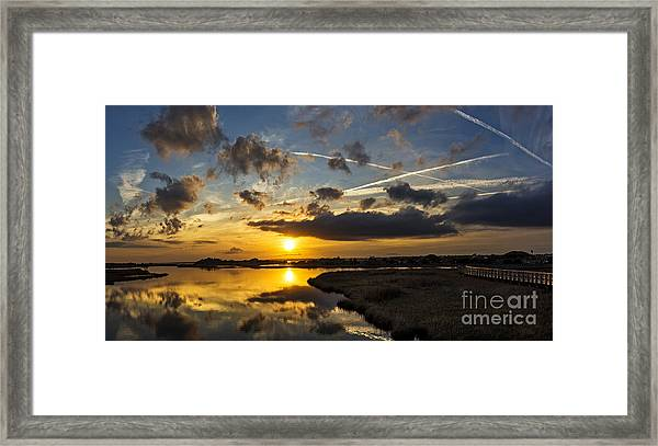 Framed Print featuring the photograph Behold by DJA Images