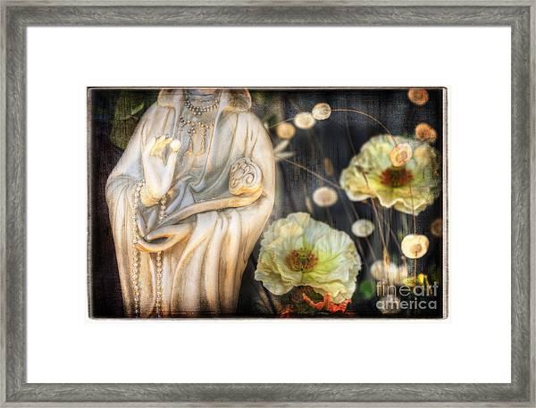 Belfast Pearl Framed Print