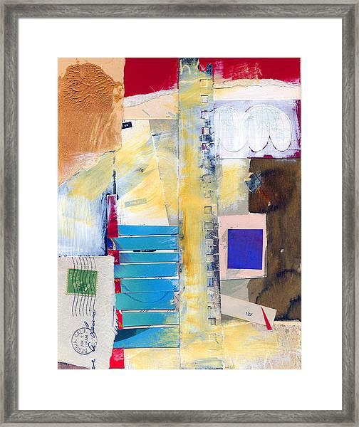 Benicia Framed Print