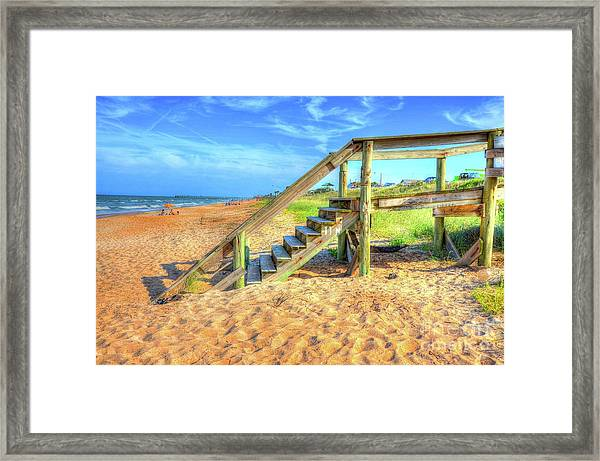 Betty's Place  Framed Print