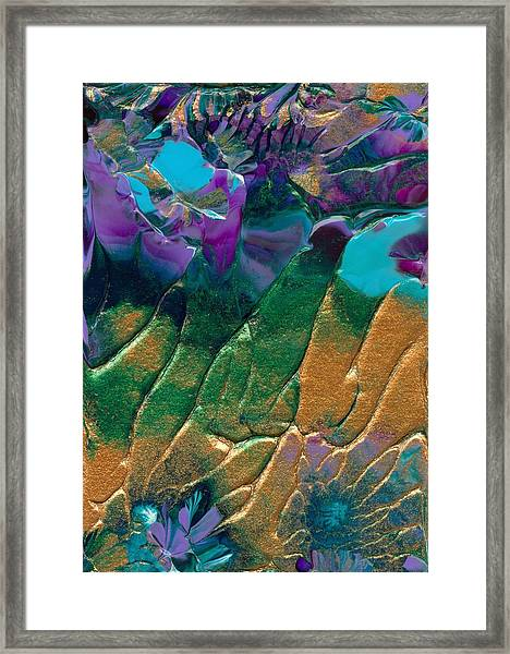 Beyond Dreams Framed Print