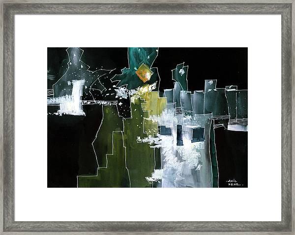 Beyond Horizons Framed Print