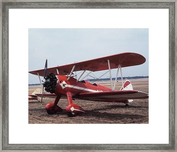 Bi-wing-6 Framed Print