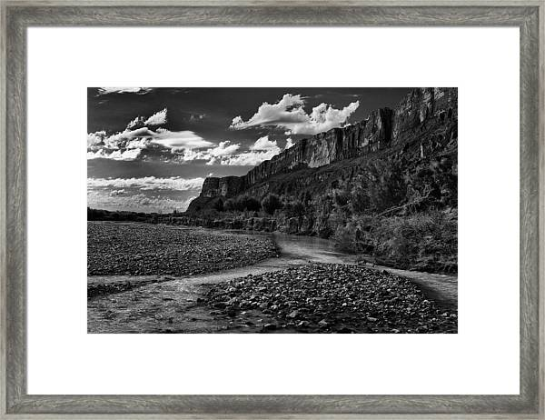 Big Bend National Park Framed Print