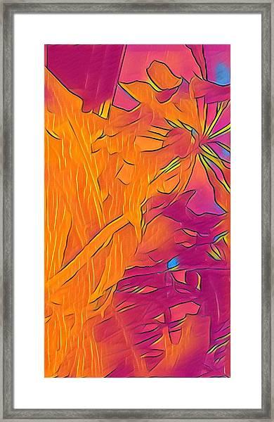 Big Boy Electric Framed Print