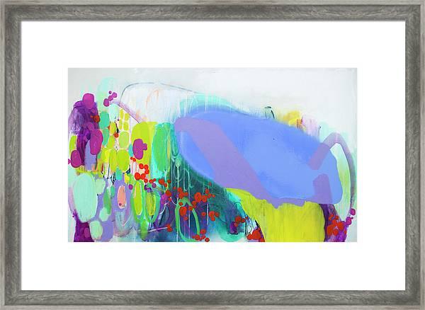 Big Day Framed Print