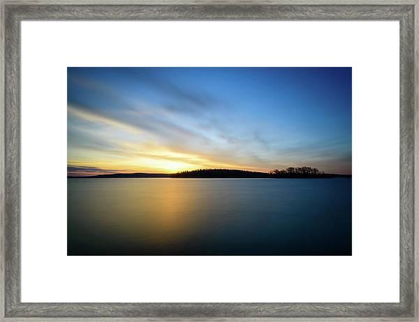 Big Island Framed Print