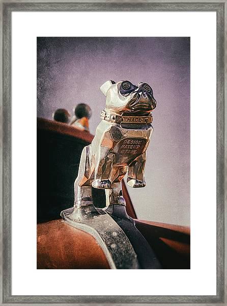 Big Mack Framed Print