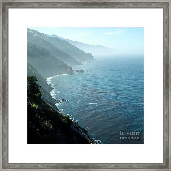 Big Sur Majesty Framed Print