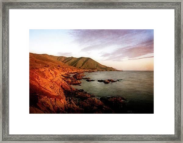 Big Sur Framed Print