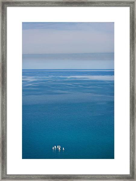 Big World Framed Print