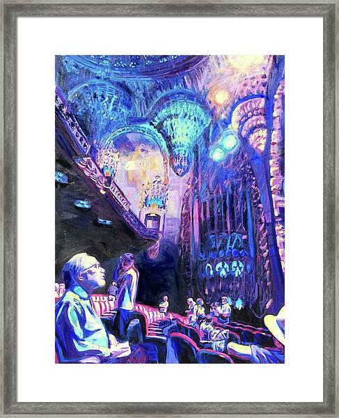 Bijou Framed Print