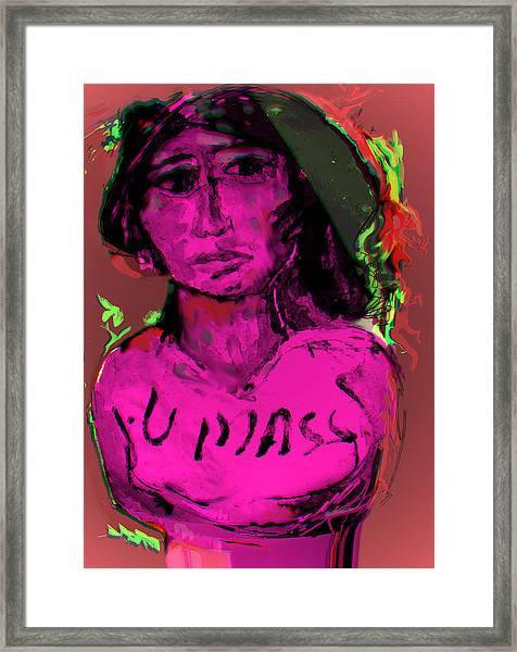 Bills Framed Print by Noredin Morgan