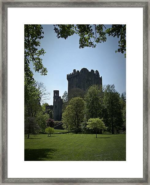 Blarney Castle Ireland Framed Print