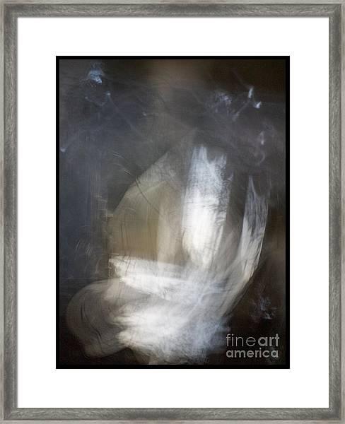 Blissfultrio Framed Print